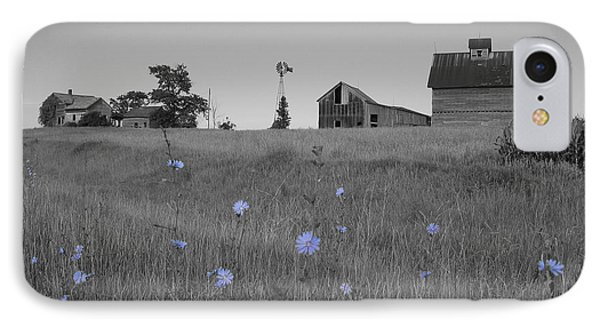 Odell Farm Iv IPhone Case