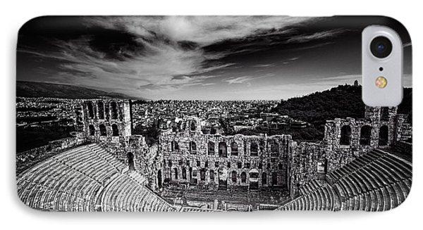 Odeon Of Herodes Atticus IPhone Case