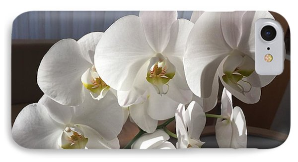 Oh Those Orchids IPhone Case