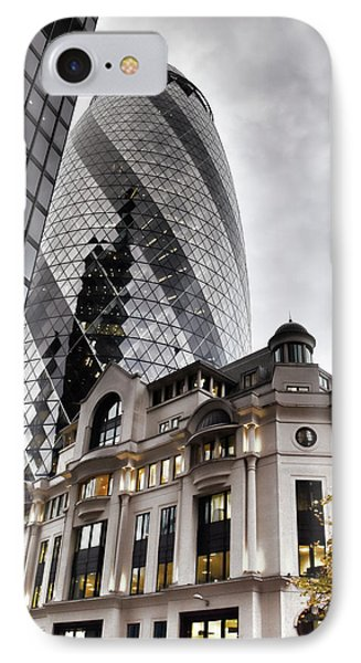 Old And New London IPhone Case