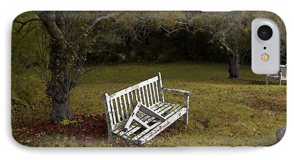 Old Benches IPhone Case