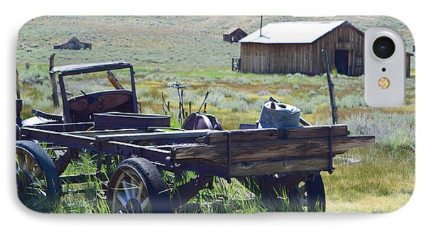 Old Bodie Wagon IPhone Case