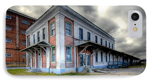 Old Clinchfield Train Station IPhone Case