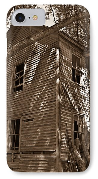 Old Farmhouse In Summertime IPhone Case