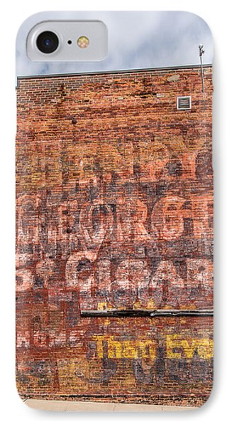 Old Ghost Sign IPhone Case