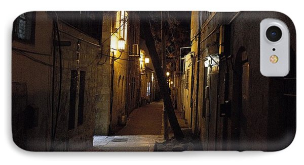 Old Jerusalem IPhone Case