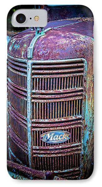 Old Mack Grille IPhone Case