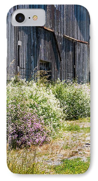 Old Milking Barn IPhone Case