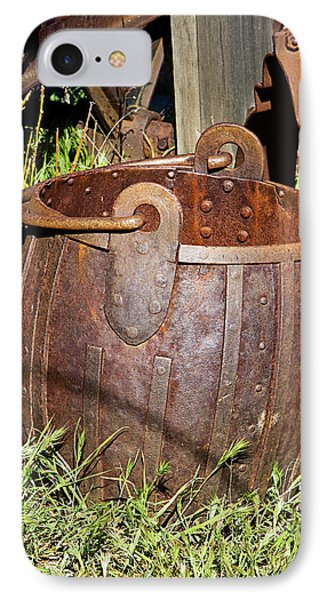 Old Ore Bucket IPhone Case