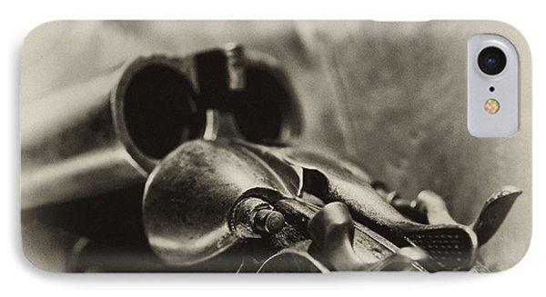 Old Shotgun IPhone Case