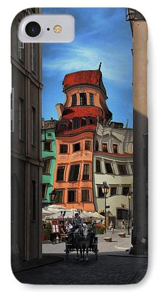 Old Town In Warsaw #14 IPhone Case