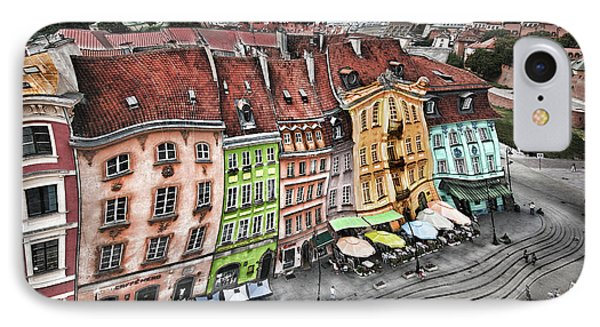 Old Town In Warsaw #20 IPhone Case