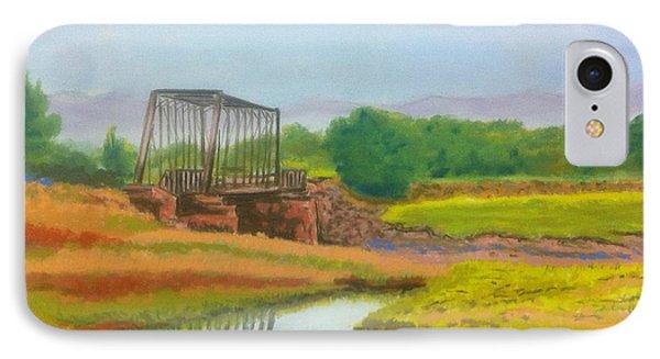 Old Train Bridge -annapolis Royal  IPhone Case