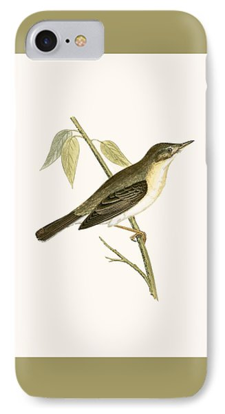 Olivaceous Warbler IPhone Case