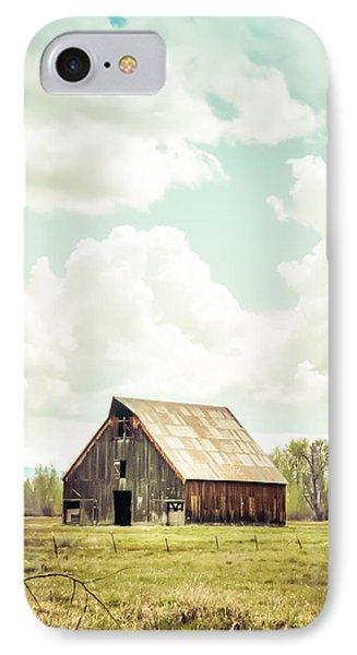 Olsen Barn In Green IPhone Case