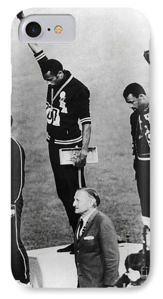 Africa iPhone 8 Case - Olympic Games, 1968 by Granger