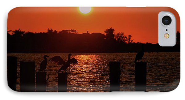 On The Bay IPhone Case