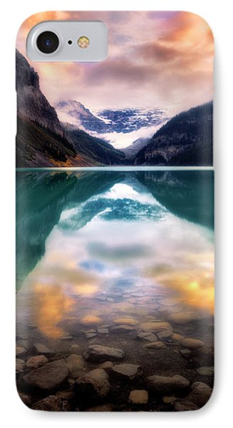 One Colorful Moment  IPhone Case