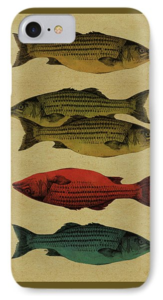 One Fish, Two Fish . . . IPhone Case
