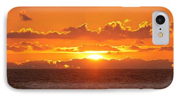 Orange Skies At Dawn IPhone Case
