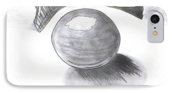 Orb Landing IPhone Case