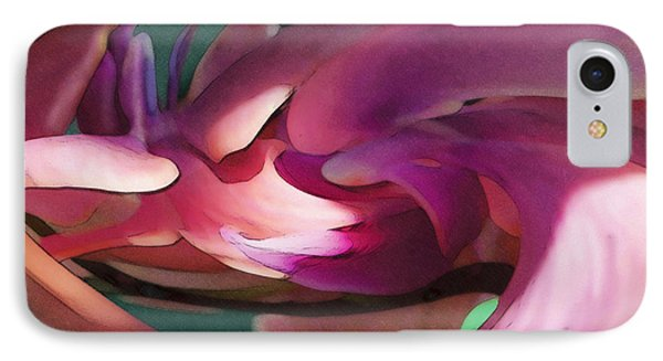 Orchid Variation Borderless IPhone Case