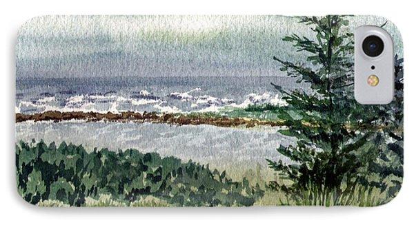 Ocean Shore IPhone Case