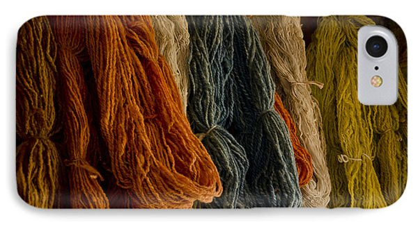 Organic Yarn And Natural Dyes IPhone Case