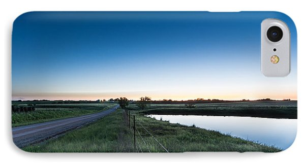 Otoe Plains Sunset IPhone Case