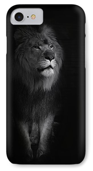 Out Of Darkness IPhone Case