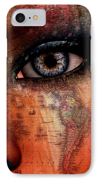 Out Of The Country IPhone Case