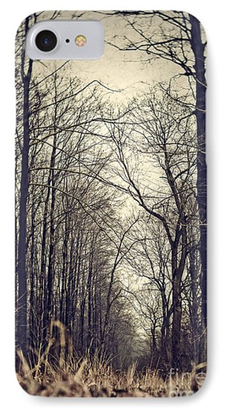 Out Of The Soil - Into The Forest IPhone Case