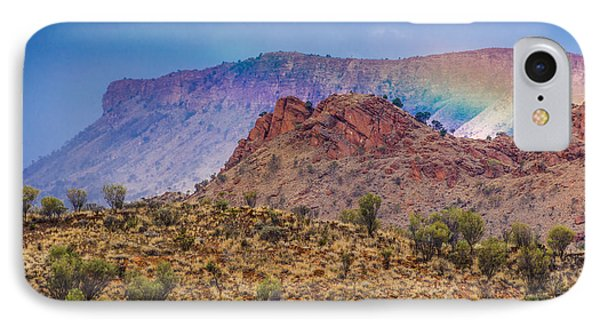Outback Rainbow IPhone Case