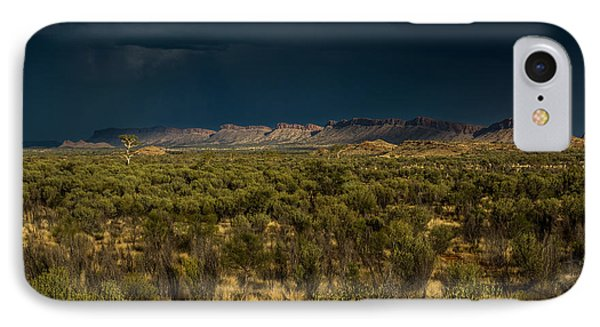 Outback Storm IPhone Case