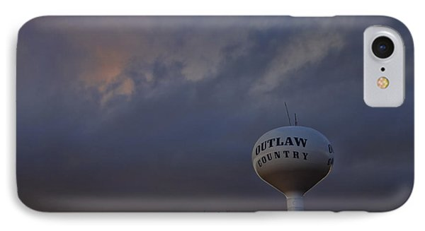 Outlaw Country  IPhone Case