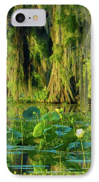 Outstanding Lotus IPhone Case