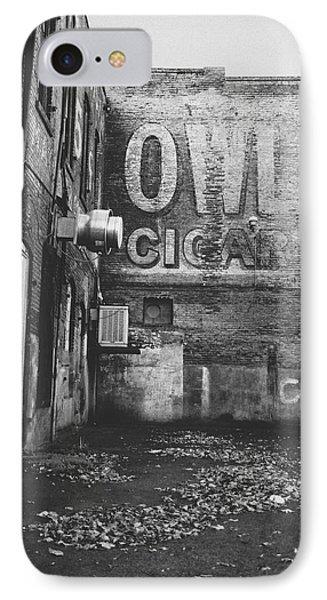 Owl Cigar- Walla Walla Photography By Linda Woods IPhone Case