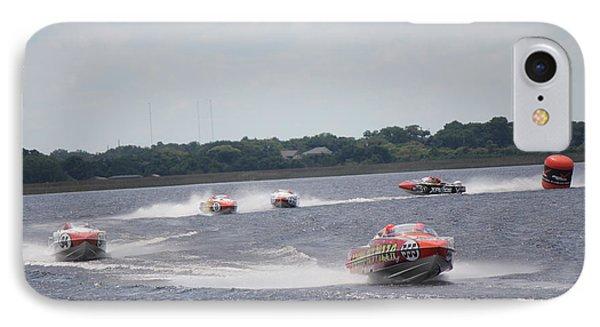 P1 Powerboats Orlando 2016 IPhone Case