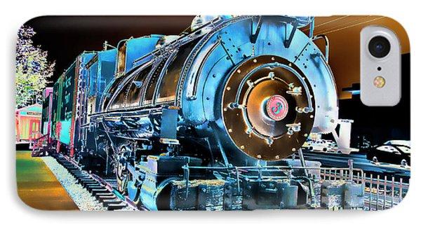 Pacific Southwest Railway And Meseum IPhone Case