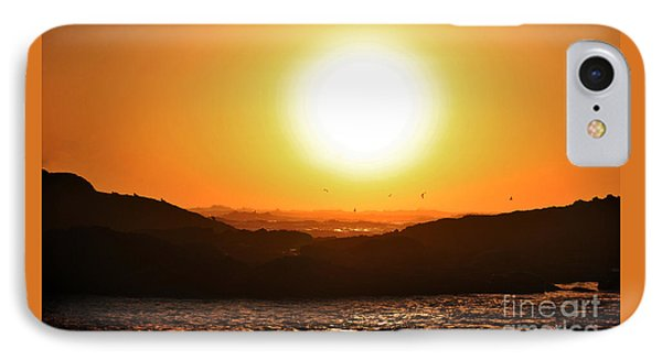 Pacific Sunset IPhone Case
