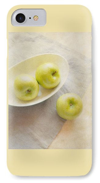 Painterly Apples IPhone Case