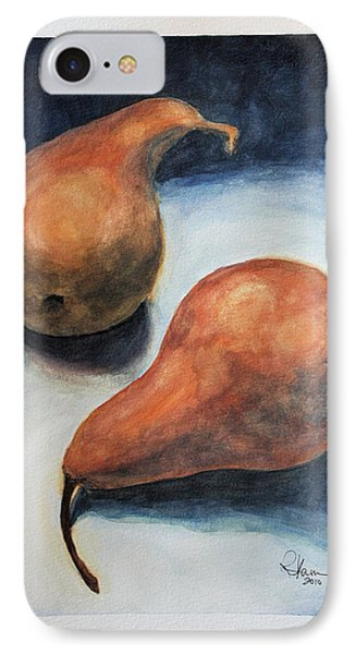 Pair Of Pears IPhone Case