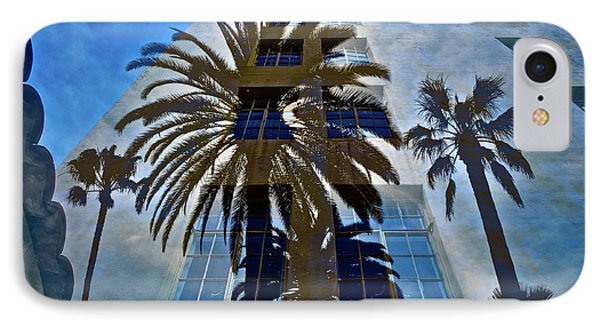 Palm Mural IPhone Case