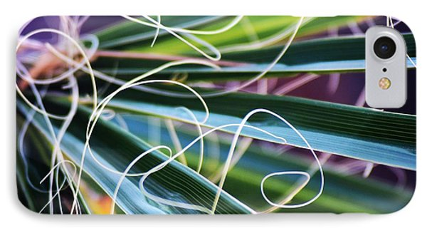 Palm Strings IPhone Case