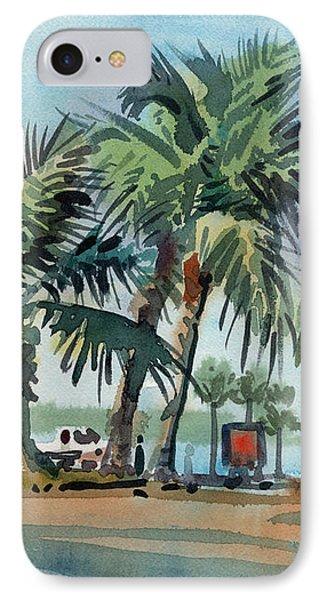 Palms On Sanibel IPhone Case