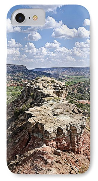 Palo Duro Canyon IPhone Case