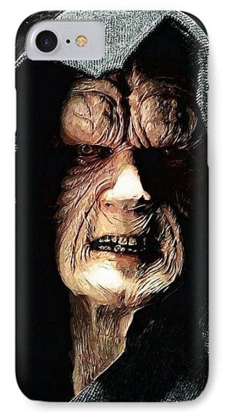 Palpatine Darth Sidious IPhone Case