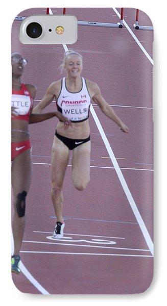 Pam Am Games. Athletics IPhone Case