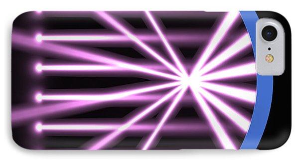 Parabolic Reflector 2 IPhone Case