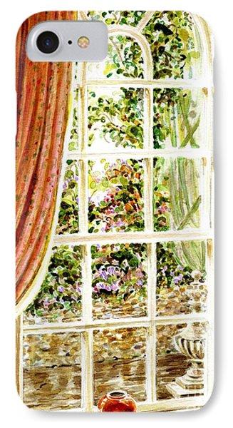 Paradise House In Bath England IPhone Case